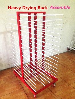 Superieur Tubul Support Metal Cabinet Door Drying Rack