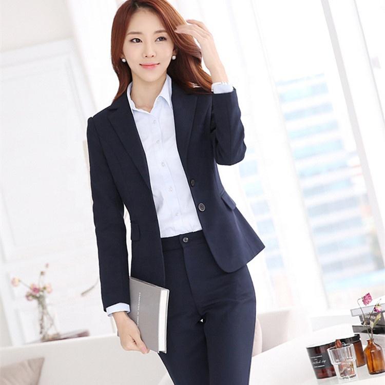 40d805631 Venta al por mayor trajes de oficina elegantes-Compre online los ...