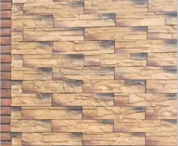 Buitenmuur decoratie steen tegel faux baksteen panelen for Buitenmuur decoratie