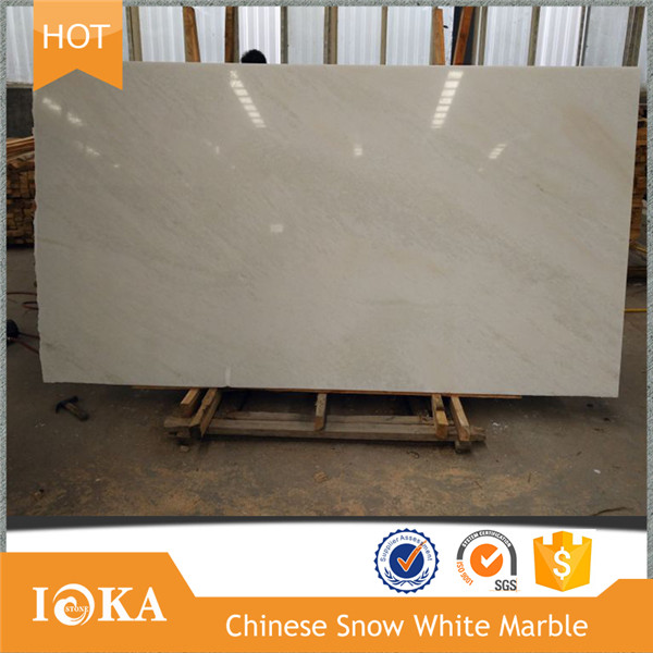 China White Marble Foshan snow white marble with Competitive Price