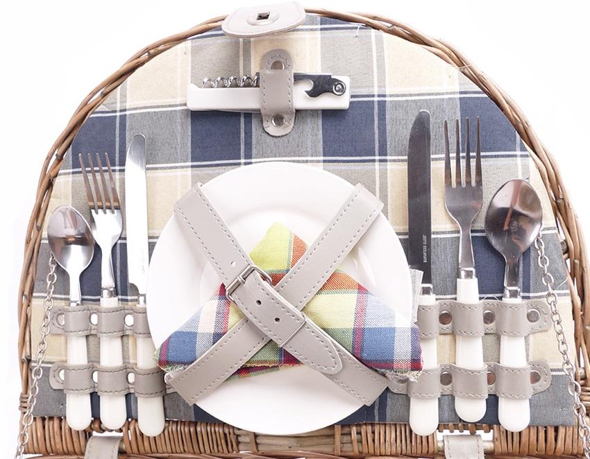 Rieten Keuken Opslag Groothandel Mini Rotan Wilg Picknickmand