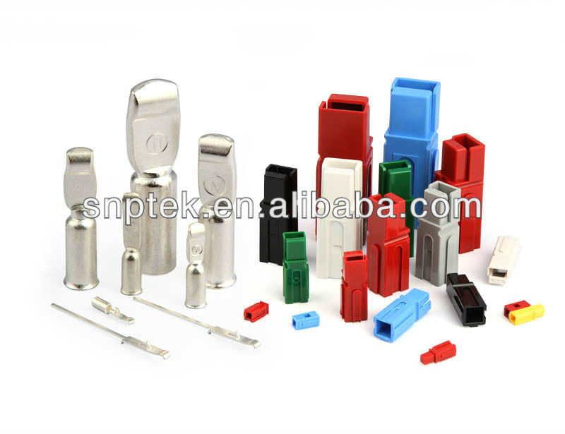 Three Phase Triphase Power Battery Connector Plug Car
