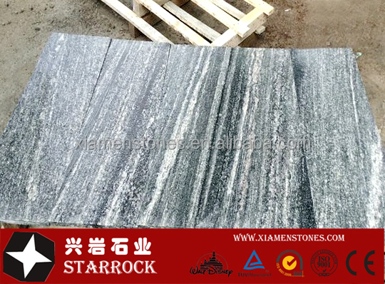Natural Stone China New Nero Santiago G302 grey granite stone Tiles