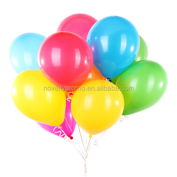 Advertising latex balloons buy on line