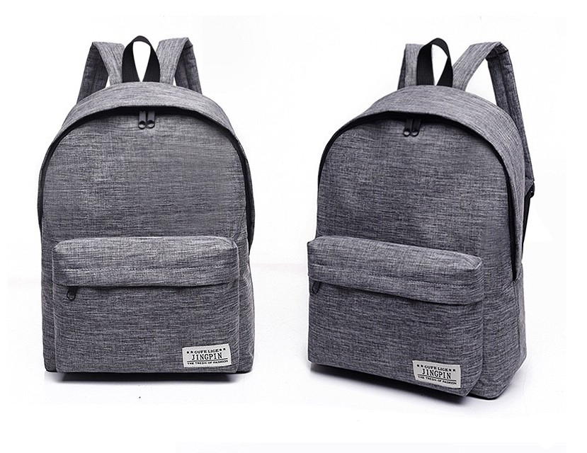 OEM Customize Logo 300D Matting Oxford Fabric Cheap Bag School Backpack For Promotion