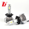 Zhuhai 2019 hot h7 100w car headlights halogen bulbs replacement car led lamp P12 12v car head led lights h7