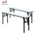 Factory price multi-function adjustable foldable rectangle table XYM-T007