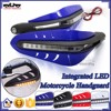 "BJ-HG-015 Dirtbike Integrated LED Motorcycle Handguards 7/8"" with Turn Signal"