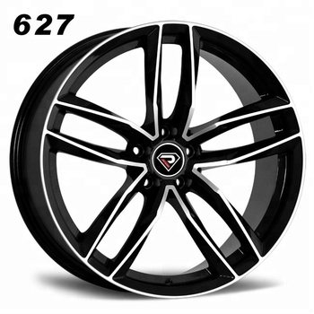 rep 627 自動車の車輪の新 rs6 audi new q7 クローム仕上げ buy