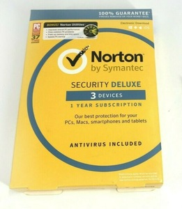 Image of Fast delivery online download NORTON SECURITY DELUXE 1YEAR/3DEVICE license key Antivirus software Norton Security Antivirus key