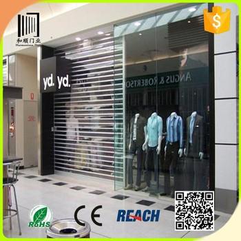Lexan Polycarbonate door/bulletproof rolling shutter door/Automatic Polycarbonate Transparent Roller Shutter Door & Lexan Polycarbonate Door/bulletproof Rolling Shutter Door/automatic ...