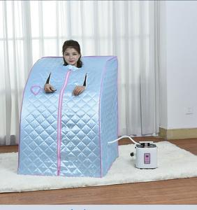 High quality custom oem portable steam sauna beauty spa with popular design