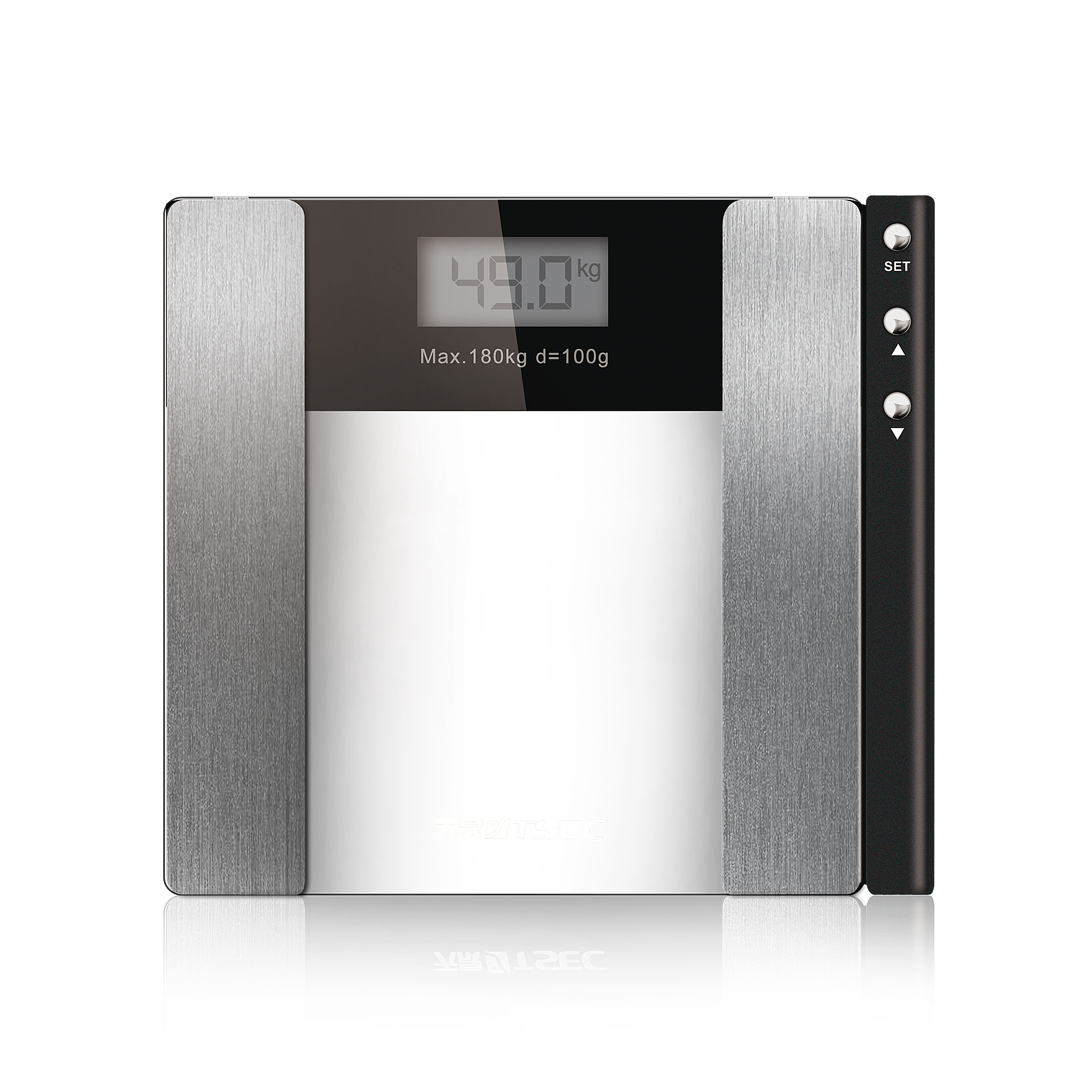 Direct Manufacturer 396lb Bluetooth Body Fat Scale Smart BMI Scale Digital Bathroom Wireless Weight Scale with IOS and Android