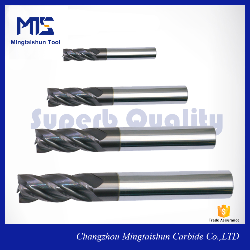 tungsten solid carbide dovetail end mill