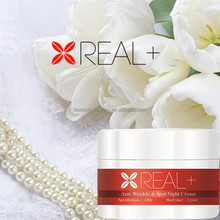 Anti aging cram REAL+ youth cream REAL PLUS anti wrinkle serum for skin care