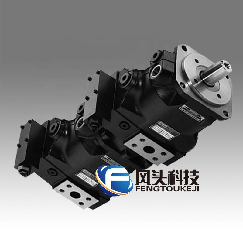 Parke PV series high pressure piston pump PV140R1K1T1+ PV140R1K1T1NMR1 double pump