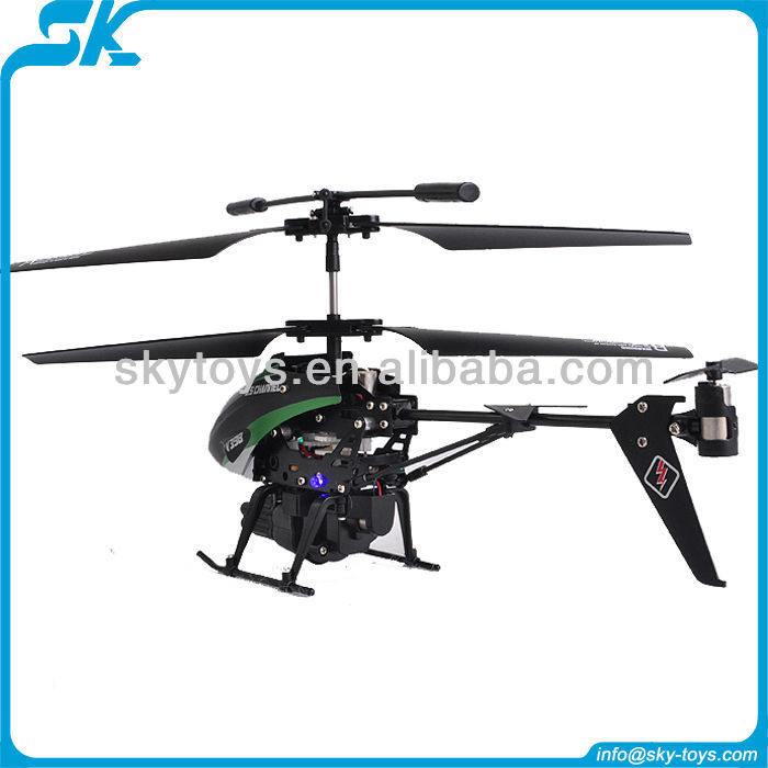 !4ch missile shooting V398 helicopter with gyro rc helicopter airsoft gun