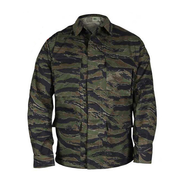 Newest Style  Military Combat Shirts Digital Camouflage Military Tactical Jacket