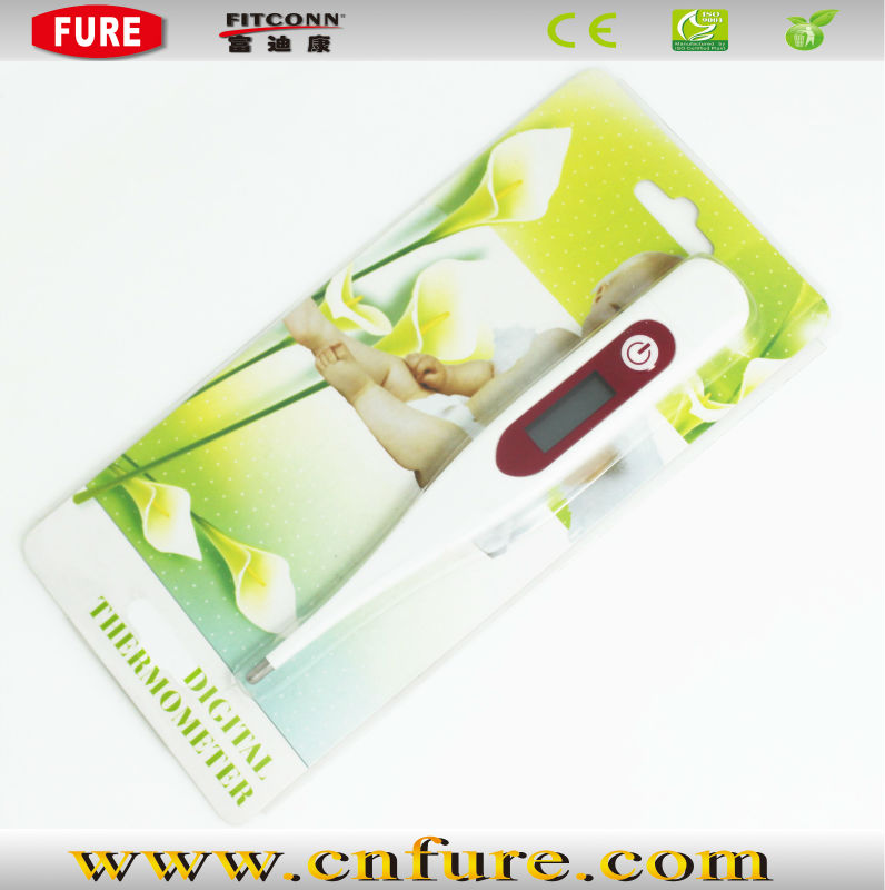 animal head flexible tip animal shaped forehead FU-TC05 disposable thermometer