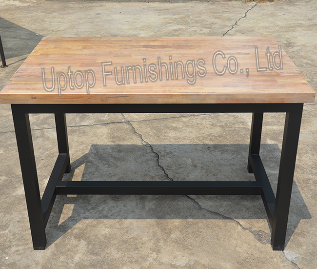 Spt Uptop Stable Metal Welded Square Tube Table Base Buy - Welded table base