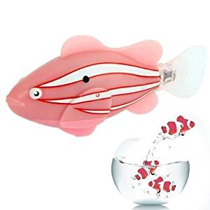 Top Seller Clownfish Robo Electric Fish Toy Gifts for Kids - Activated robotic fish that swims