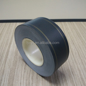 balck color gold line cigarette tipping paper