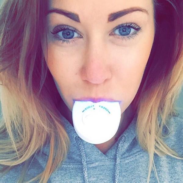 Teeth Whitening Mini Led Light For Oral Hygiene Dental Care Best