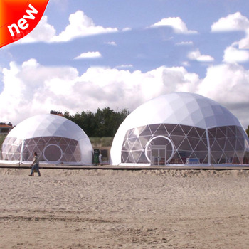 2018 new desert event planning outdoor temporary geodesic dome tent on the beach large party commercial & 2018 New Desert Event Planning Outdoor Temporary Geodesic Dome Tent ...
