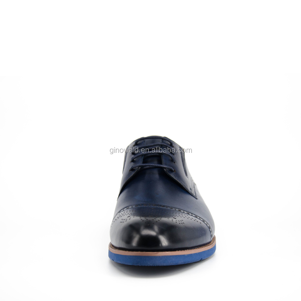 manufacturer mens china style shoes leather brogue formal Hotsale qWgtnHC