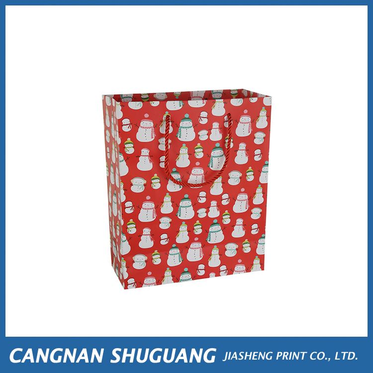 Top sale OEM design shopping paper bag with competitive price