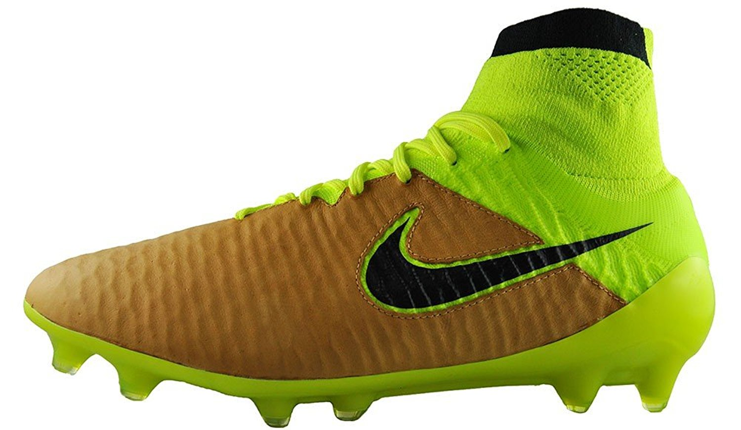 d060edc8b69 Get Quotations · Nike Men s Magista Obra Leather FG Firm Ground Soccer Shoes