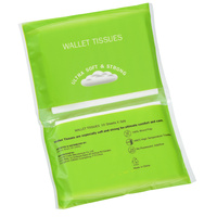 OEM good designed wallet tissue