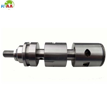 OEM customized CNC machining steel hydraulic automatic transmission valve body assembly