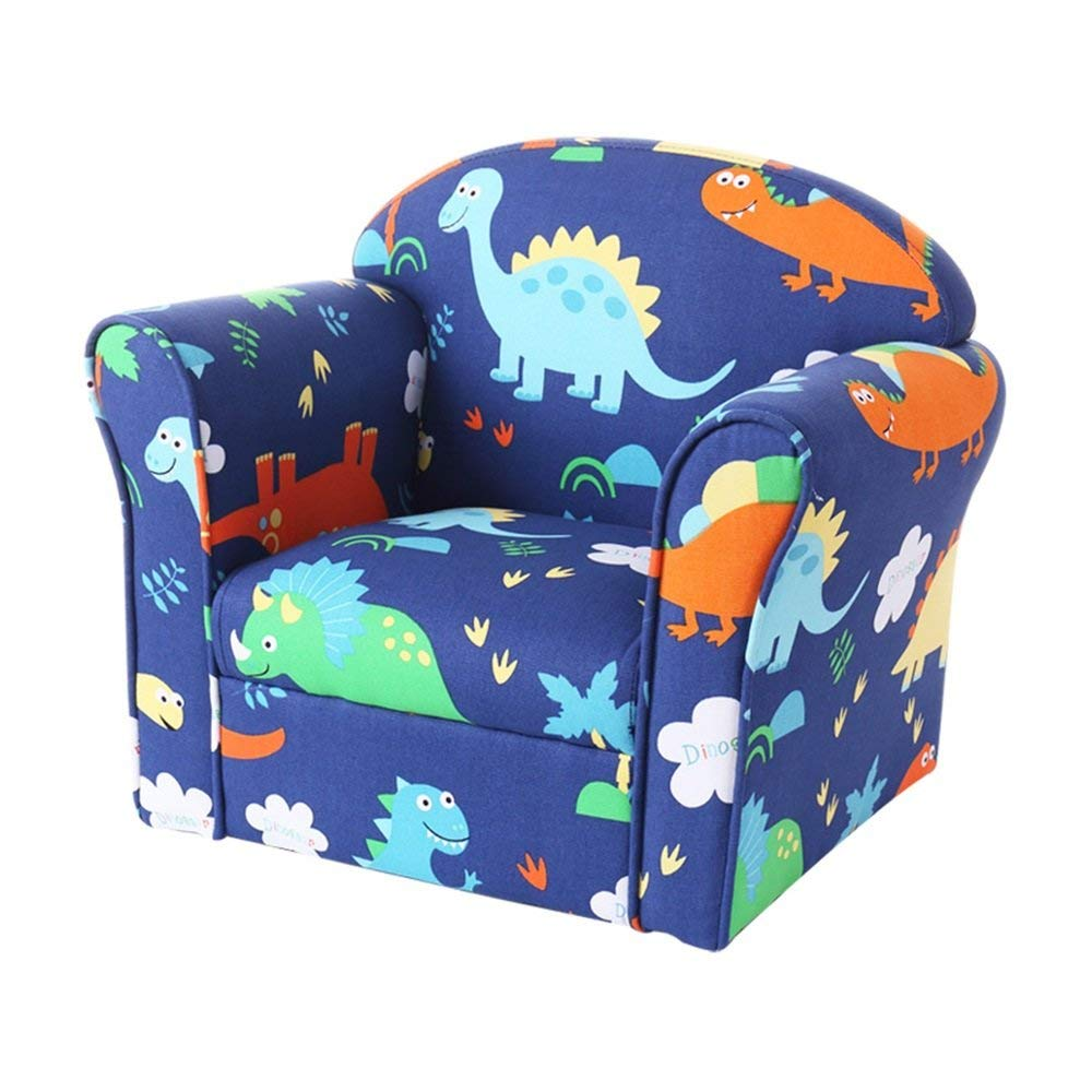 Kid Sofa Cute Learning Sitting Small Sofa Shatter Resistant