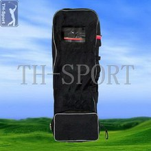 High quality grace travelling golf bag with wheels