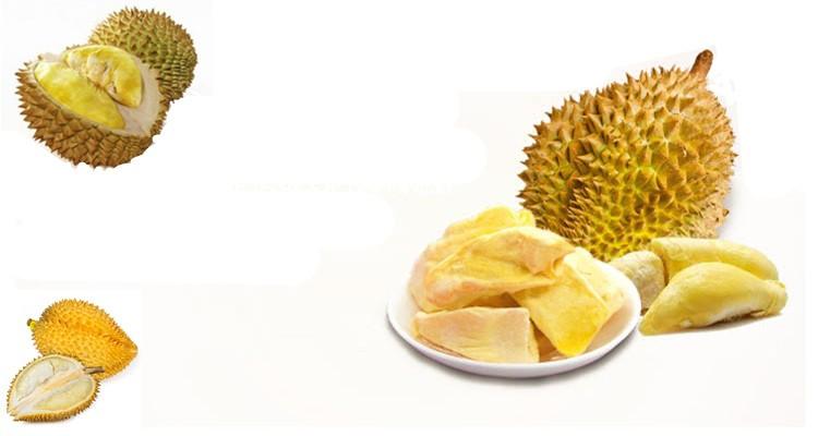 healthy snacks fruit durian fruit