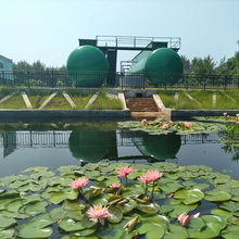 Sewage Treatment Plant Equipment For Treating Sewage For Frp