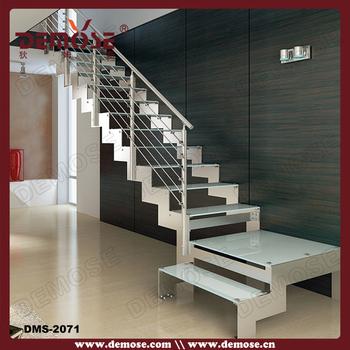 Interior Modern Portable Steel Stairs Design