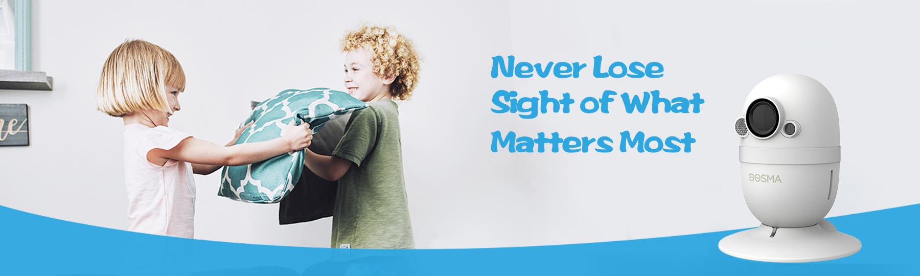 BOSMA baby monitor bluetooth telecamera di sicurezza migliore prodotti più venduti
