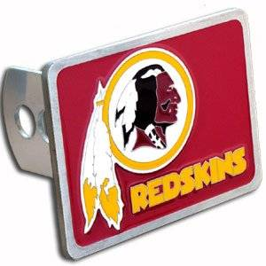 NFL Trailer Hitch - Washington Redskins NFL Trailer Hitch - Washington Redskins