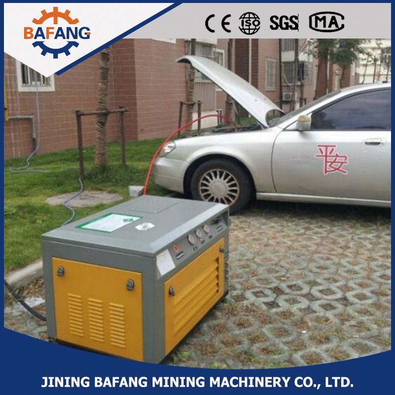 Factory price portable cng compressor home natural gas compressors for car