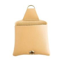 Автомобильный Стайлинг 1X Автомобильный кожаный карман для мобильного телефона, аксессуары, воздушная розетка, сумка для хранения для Kia rio ...(Китай)