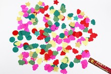 Indonesia Best Selling party suppliers online confetti sale biodegradable confetti bulk