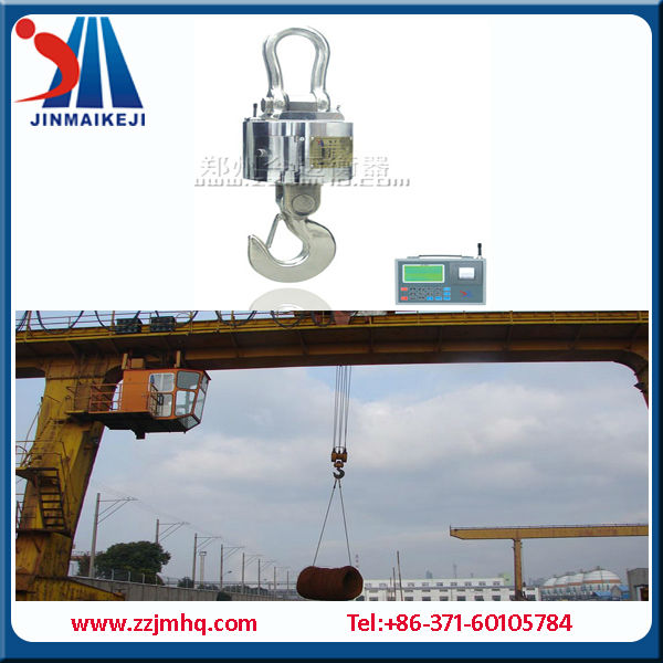 CRANE loadcell scales cap. 1t~50t