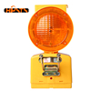 1500mAh Ni-MH 2PCS LED Flashing Safety Solar Light for Road Warning