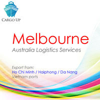 Shipping from Ho Chi Minh Vietnam to Melbourne Australia
