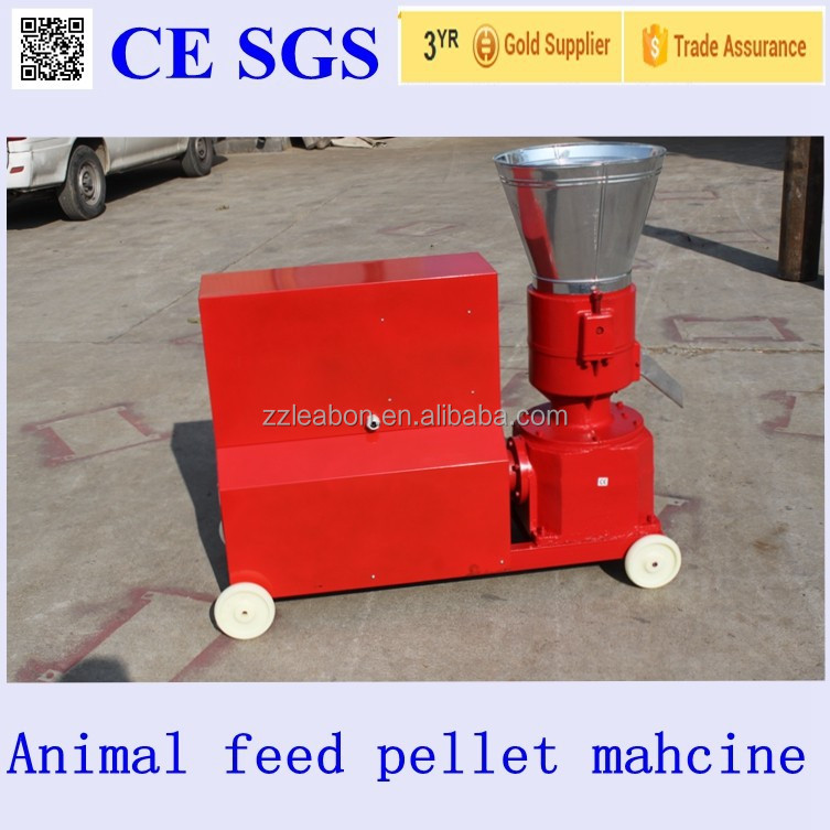 2016 Nigeria Popular Farm Use Small Animal Poultry Feeds Mills with CE
