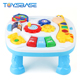 Juguetes Para Los Ninos, 2in1 Electronic Educational Toys for Kids,Baby Learning Toy