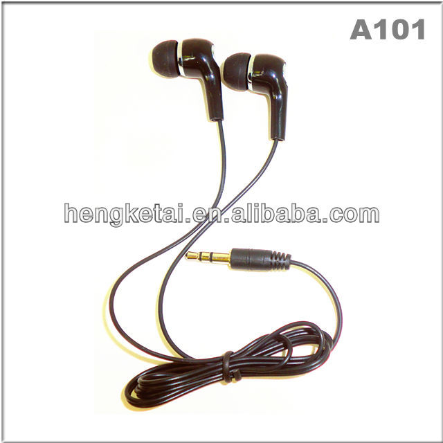 Manufacturer in ear headphones for 2.5mm plug mobile phones with high quality