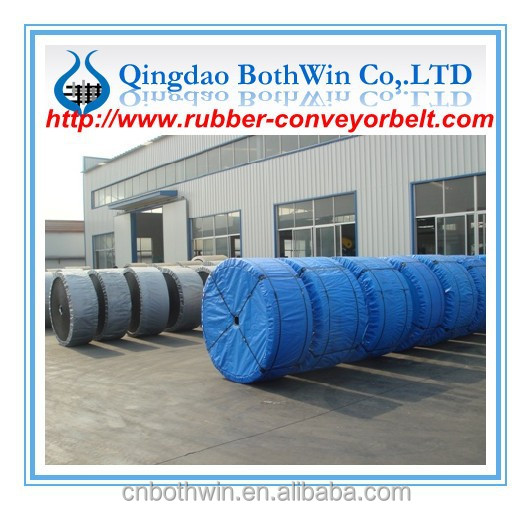 700mm oil resistant rubber belting